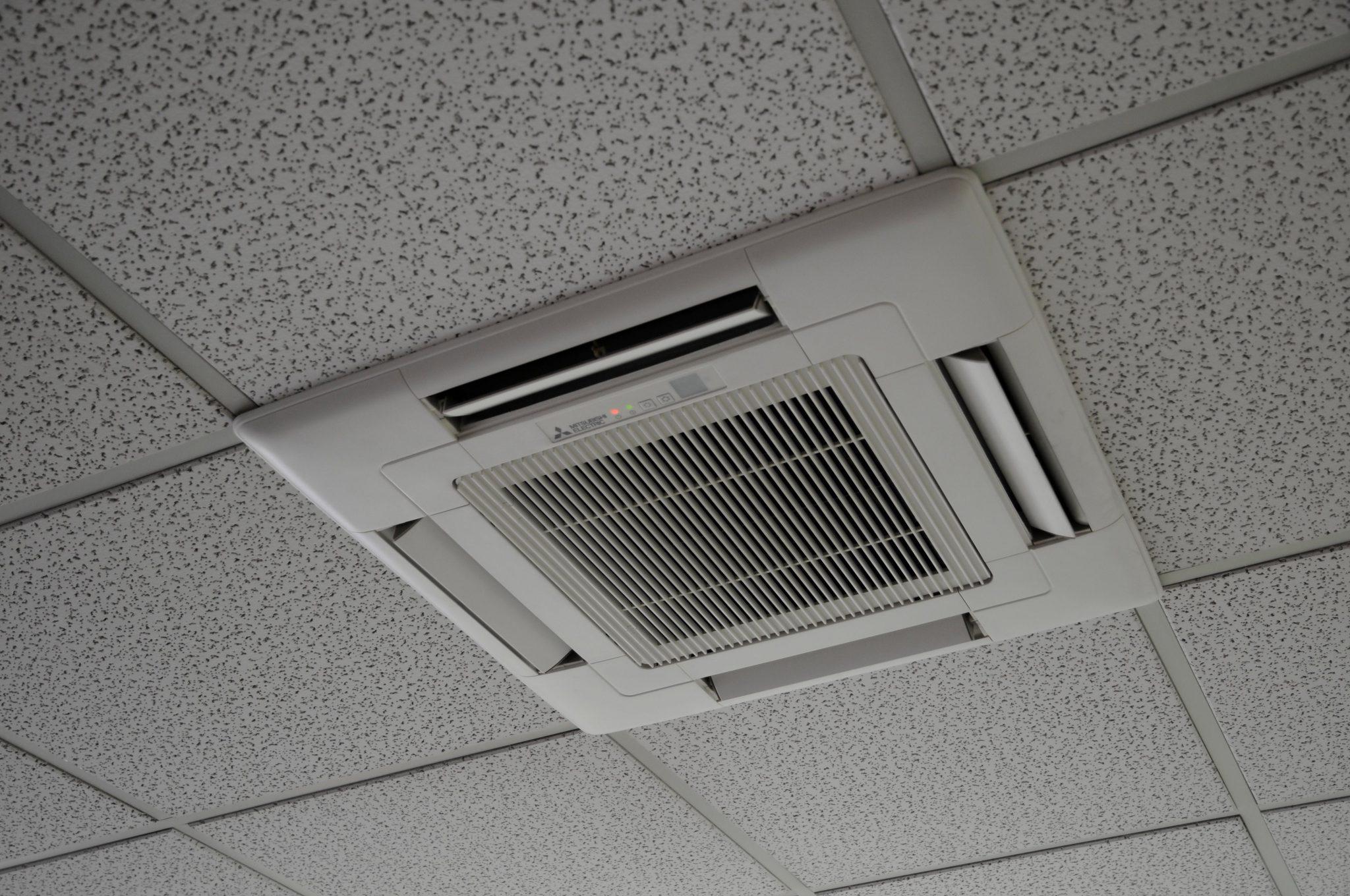 climatisation cassette modif - Activités