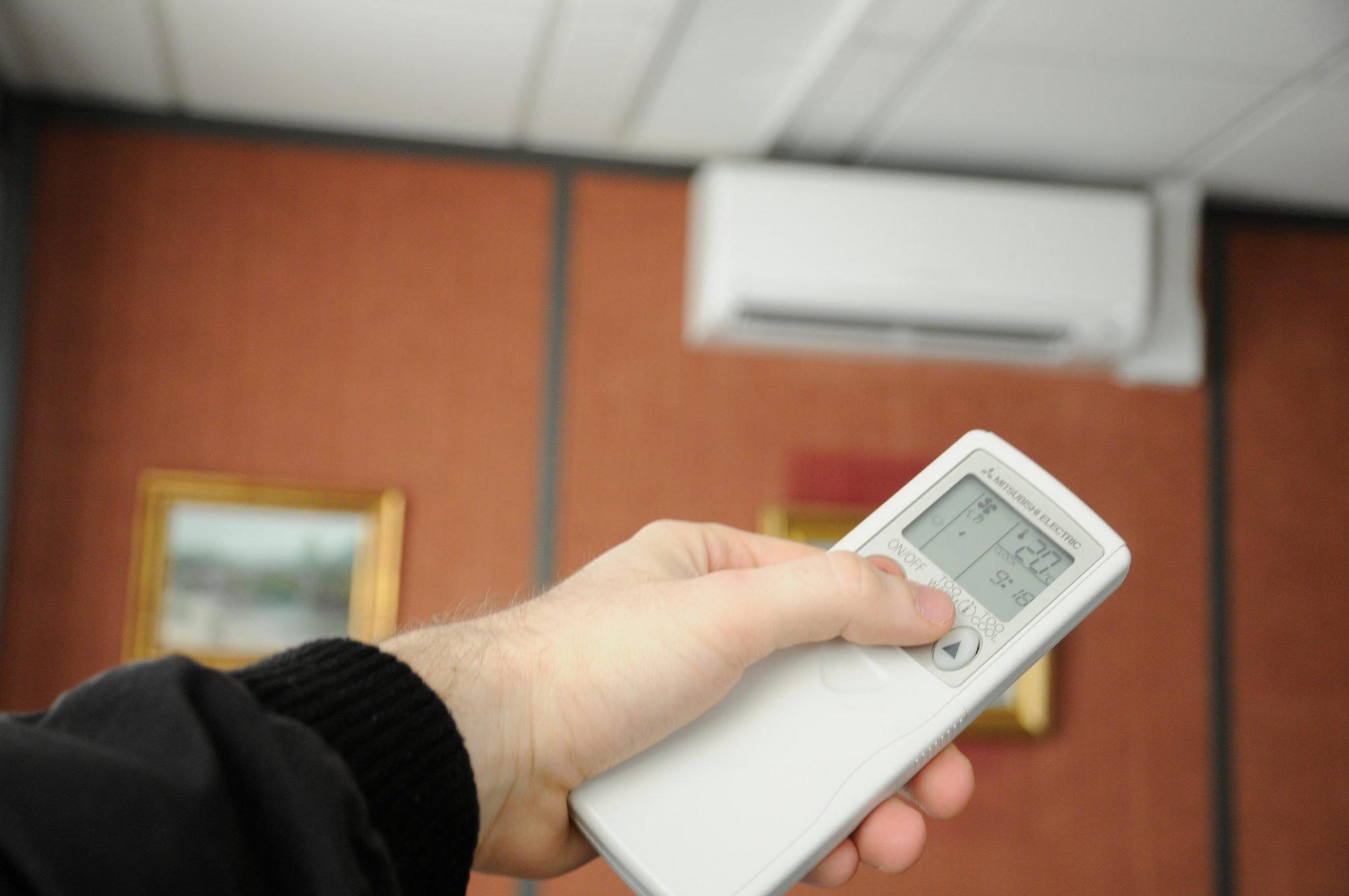 climatisation modif - Activités