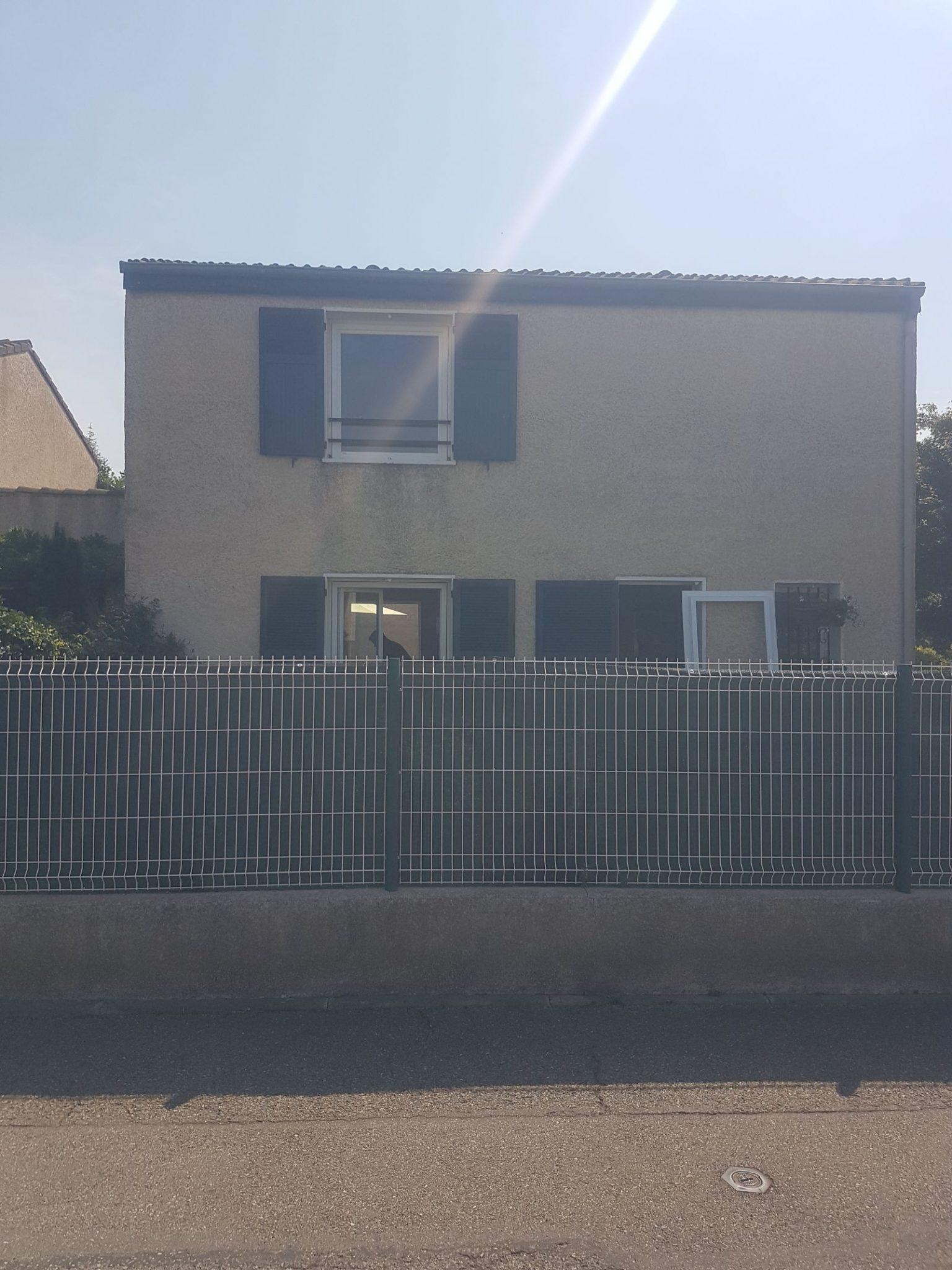 Fenêtres PVC blanc INTERNORM3 - Nouveau chantier pour GCDH