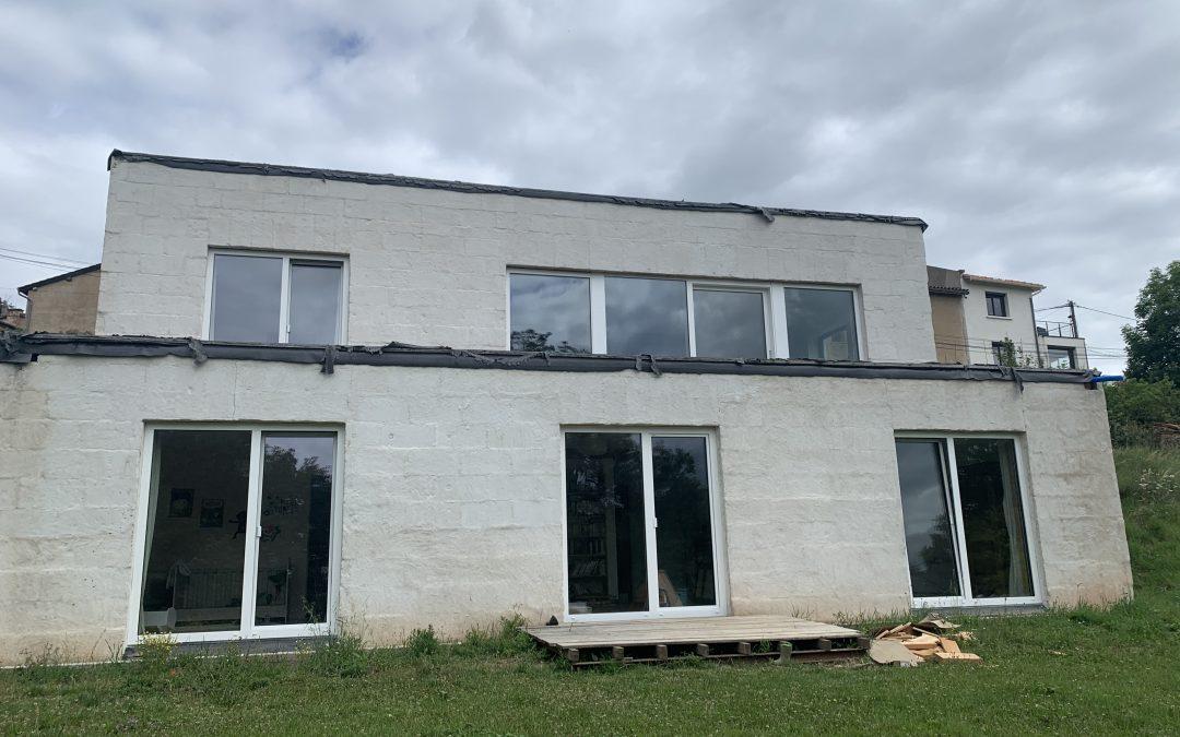 Rénovation d'une maison passive