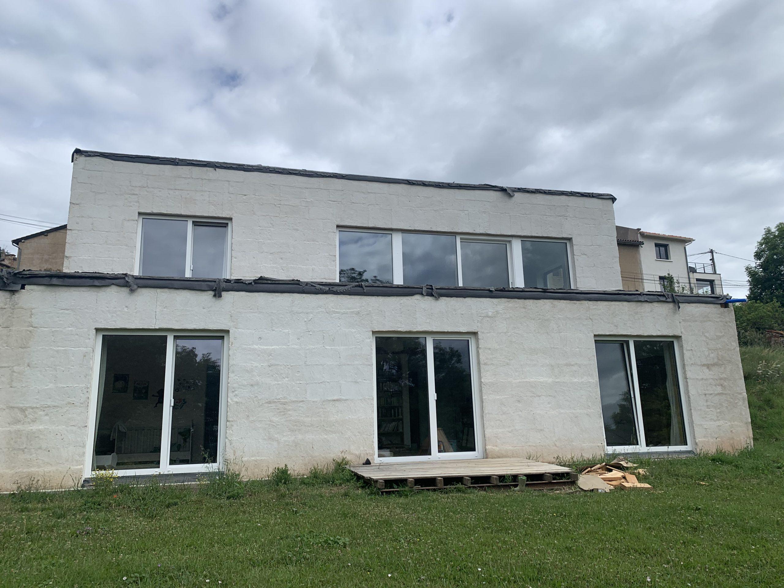 IMG 3986 scaled - Rénovation d'une maison passive